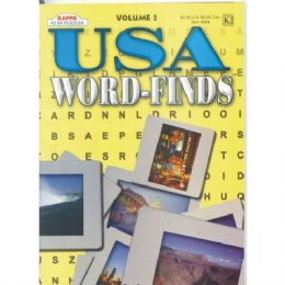 80 Units of My Usa Word Finds - Crosswords, Dictionaries, Puzzle books