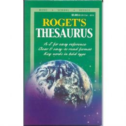 72 Units of Roget's Thesaurus - Crosswords, Dictionaries, Puzzle books