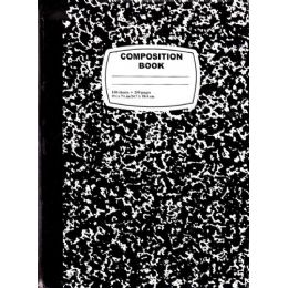 48 Units of Ultra Hard Cover Composition Notebook 100 Sheets - Notebooks