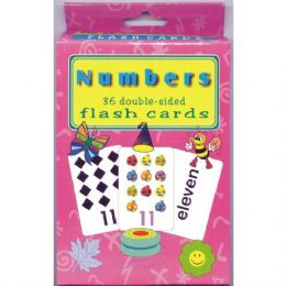 48 Units of Flash Cards - Learn your Numbers - Teacher & Student