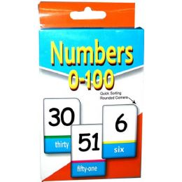48 Units of Flash Cards - Number 1-100 - Teacher & Student