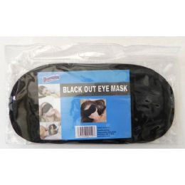 96 Units of Black Out Eye Mask - Personal Care Items