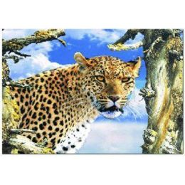 20 Units of 3D Picture-Cheetah Head - Wall Decor