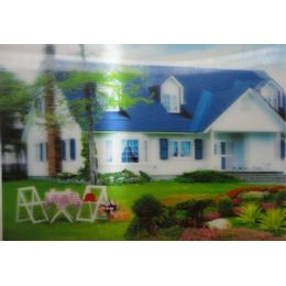 20 Units of 3D Picture-Summer House - Wall Decor