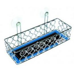 12 Units of Chrome Shower Caddy - Bathroom Accessories
