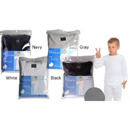 48 Units of BOYS THERMAL SET ASST COLORS AND SIZES - Toy Sets
