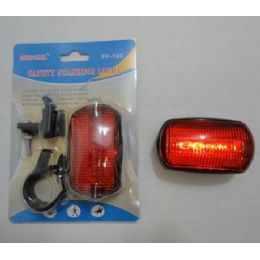 40 Units of Safety Light--Red Only - Biking