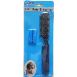 48 Units of Pet Hair Trimmer - Pet Accessories
