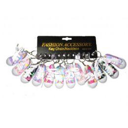 120 Units of Shoe Key Chain - Key Chains