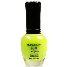 60 Units of Klean Color Nail Lacquer Nail Polish - Nail Polish