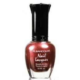 36 Units of Clean Color Nail Poilsh Number 59 Dark Cherry - Nail Polish