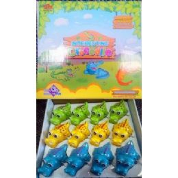 72 Units of  Wind Up Crolodile Toy - Toy Sets