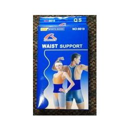 42 Units of 12 pcs waist support Blue color - Bandages and Support Wraps