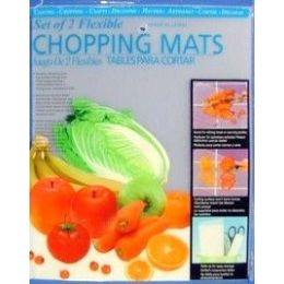 36 Units of plastic Chopping Mats - Cutting Boards