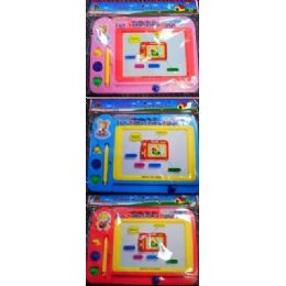 48 Units of Magnetic Doodle Board - Novelty Toys