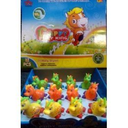 52 Units of Wind Up Pony King Toy - Toy Sets