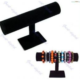 48 Units of Jewelry Bracelet Display Single Bar - Displays & Fixtures