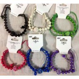 120 Units of Bracelet with Adjustbale Size - Necklace Sets