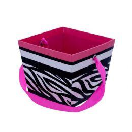 96 Units of gift box w/ribbon handle - Gift Wrap