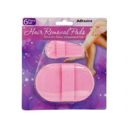 54 Units of Hair Removal Pads - Hair Accessories