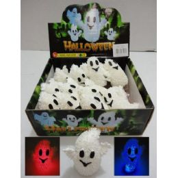 24 Units of Light Up Ghost Spike Toy - Light Up Toys