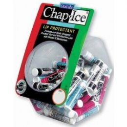 720 Units of Chap Ice Lip Balm Tub 60Ct - Lip Gloss
