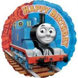 100 Units of AG 18 LC Thomas/ Friends B-Day - Balloons/Balloon Holder