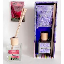 24 Units of Reed Diffuser and Bonus Sachet - Air Fresheners