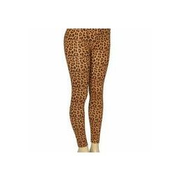 36 Units of Ladies Leopard Print Leggings - Womens Leggings