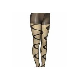 36 Units of Ladies Spiral Tights - Womens Tights