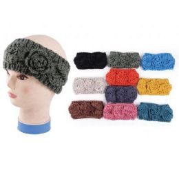 48 Units of HeadbanD-Round Style - Ear Warmers