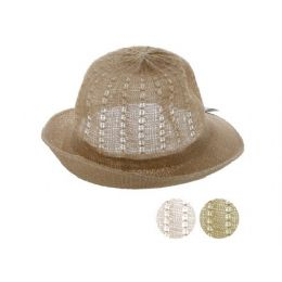 36 Units of Womens Cap - Sun Hats