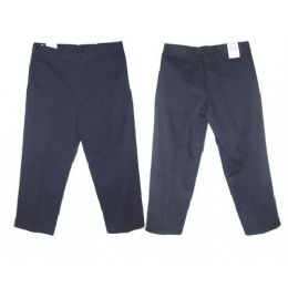 30 Units of Boys Husky Regular School Uniform Twill Pant - Boys School Uniforms