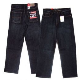 20 Units of Big Men's 5-Pocket Ring Spun Denim Jeans - Mens Jeans