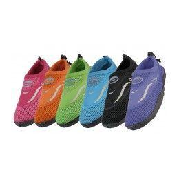36 Units of Women's Aqua Socks - Women's Aqua Socks