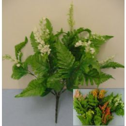 144 Units of  9 Stem Silk Flower - Artificial Flowers