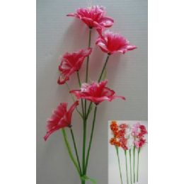 "144 Units of 35"" 5 Head Narcissus - Artificial Flowers"