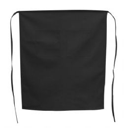 72 Units of Cafe Distro Apron White And Black - Kitchen Linens