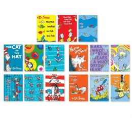 72 Units of Dr Seuss Hologram Bookmark - Crosswords, Dictionaries, Puzzle books