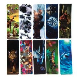 100 Units of 3d Lenticular Bookmark - Crosswords, Dictionaries, Puzzle books