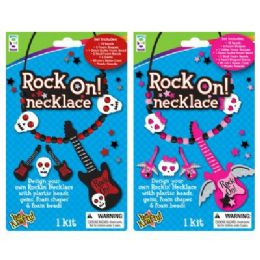 60 Units of Rock On! Necklace Kit - Necklace
