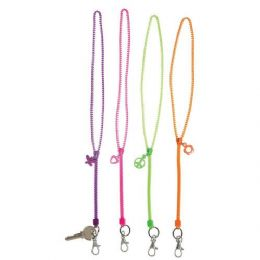 48 Units of Zipper Key Chain - Key Chains