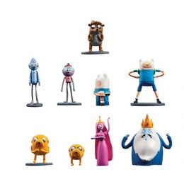 100 Units of Adventure Time Figure - Puzzles