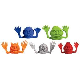 200 Units of Monster Finger Puppet - Balls