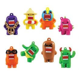 200 Units of Domo Toy Figurine Series 2 - Novelty Toys