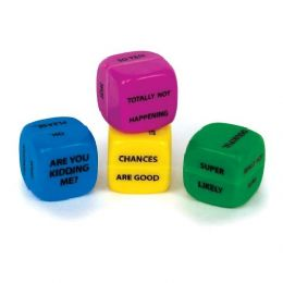 200 Units of Fortune Dice - Novelty Toys