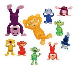 400 Units of Funny Monkeys Figure - Novelty Toys