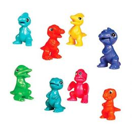 300 Units of Microsaurs Figures - Novelty Toys