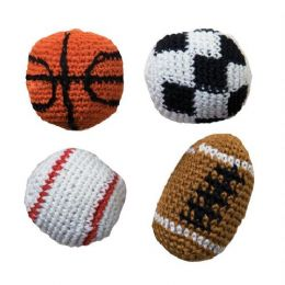96 Units of Sports Kick Ball Footbag - Balls