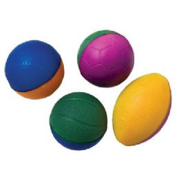 96 Units of Color Change Foam Ball - Balls